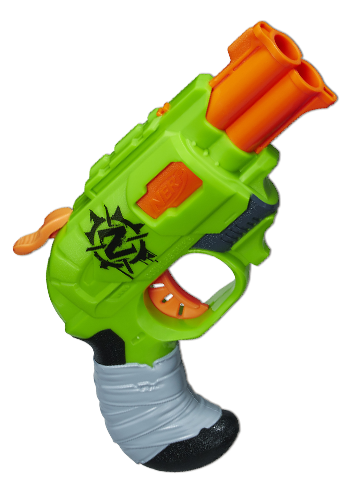 Nerf N-Strike Elite Zombie Strike Double-Double